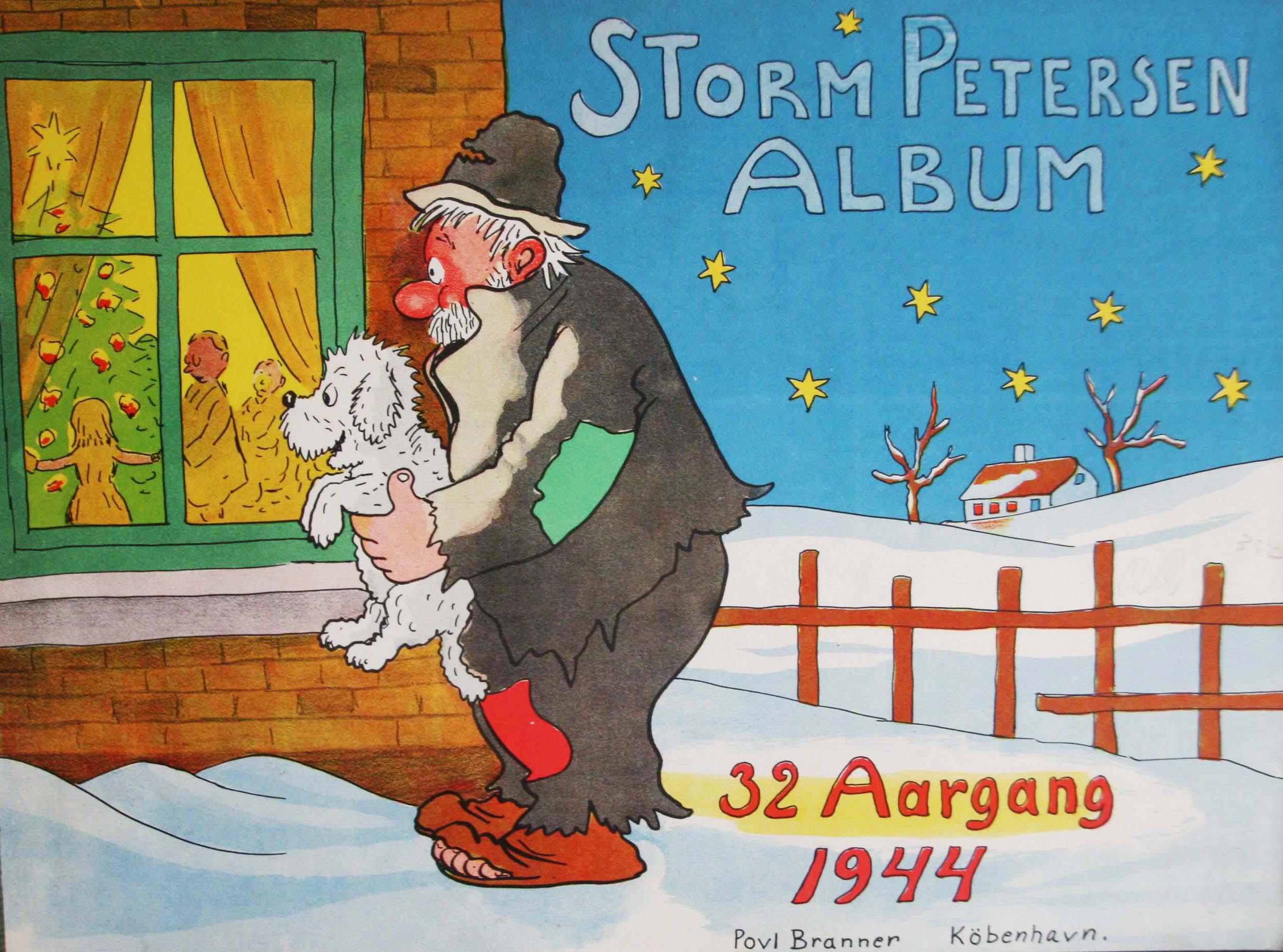Robert Storm Petersen Storm P. Album 1944