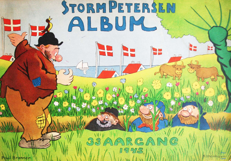 Robert Storm Petersen Storm P. Album 1945