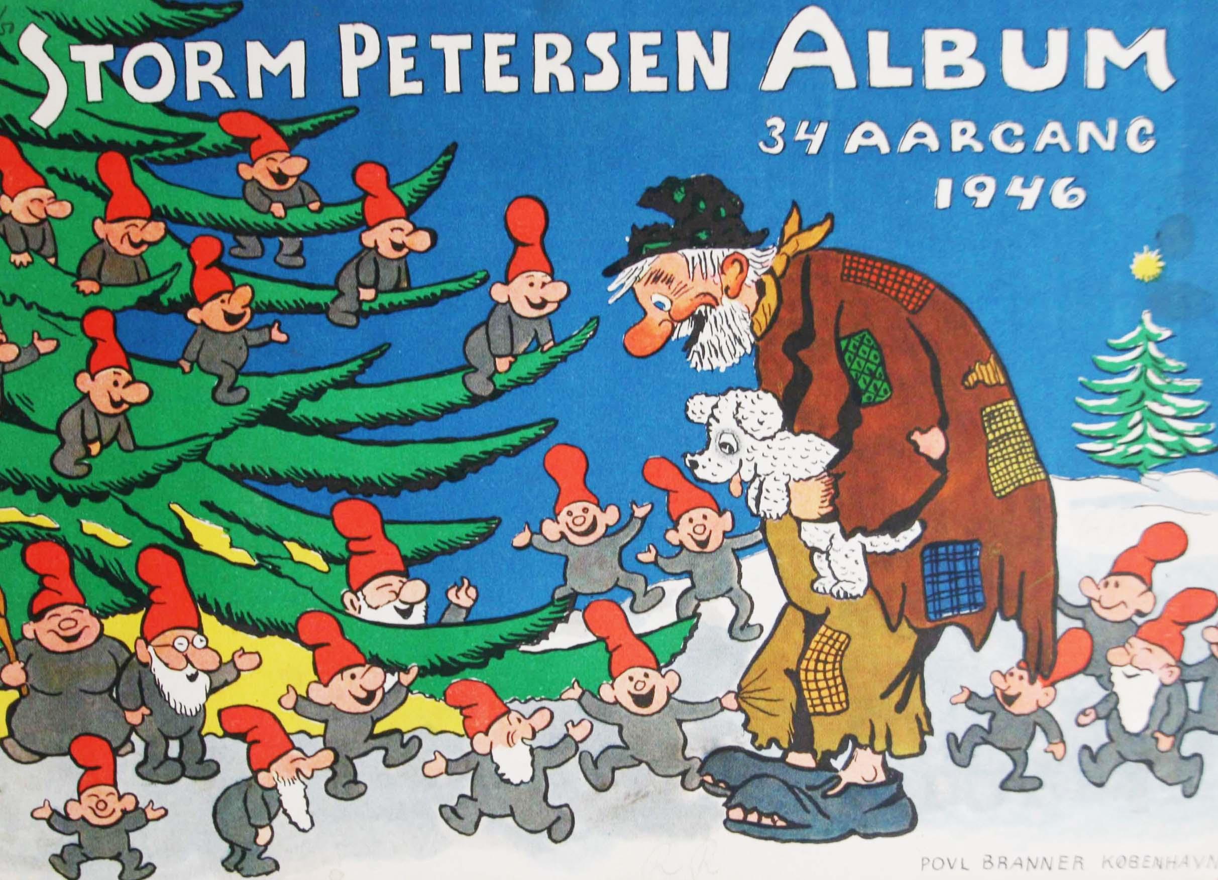 Robert Storm Petersen Storm P. Album 1946