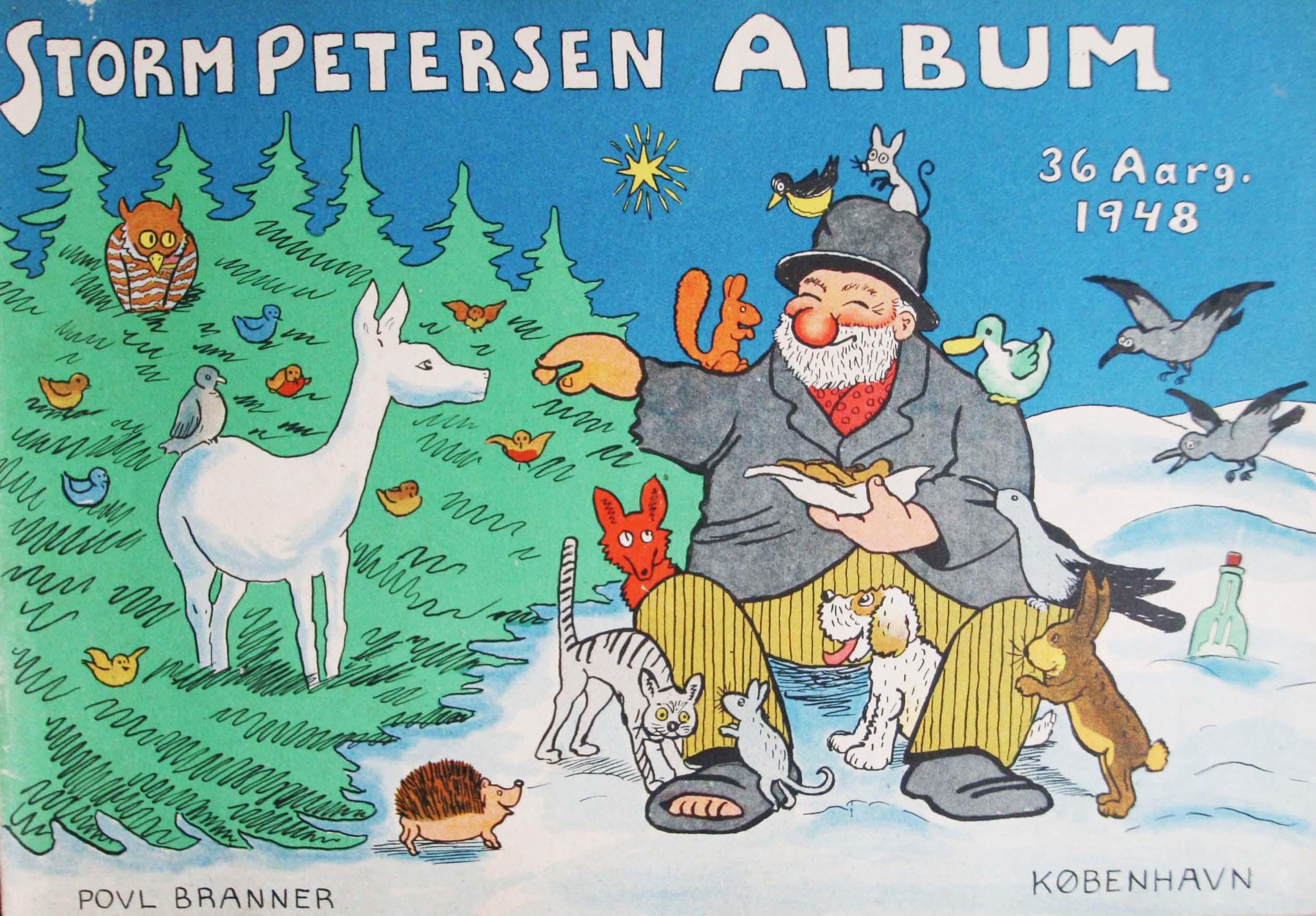 Robert Storm Petersen Storm P. Album 1948