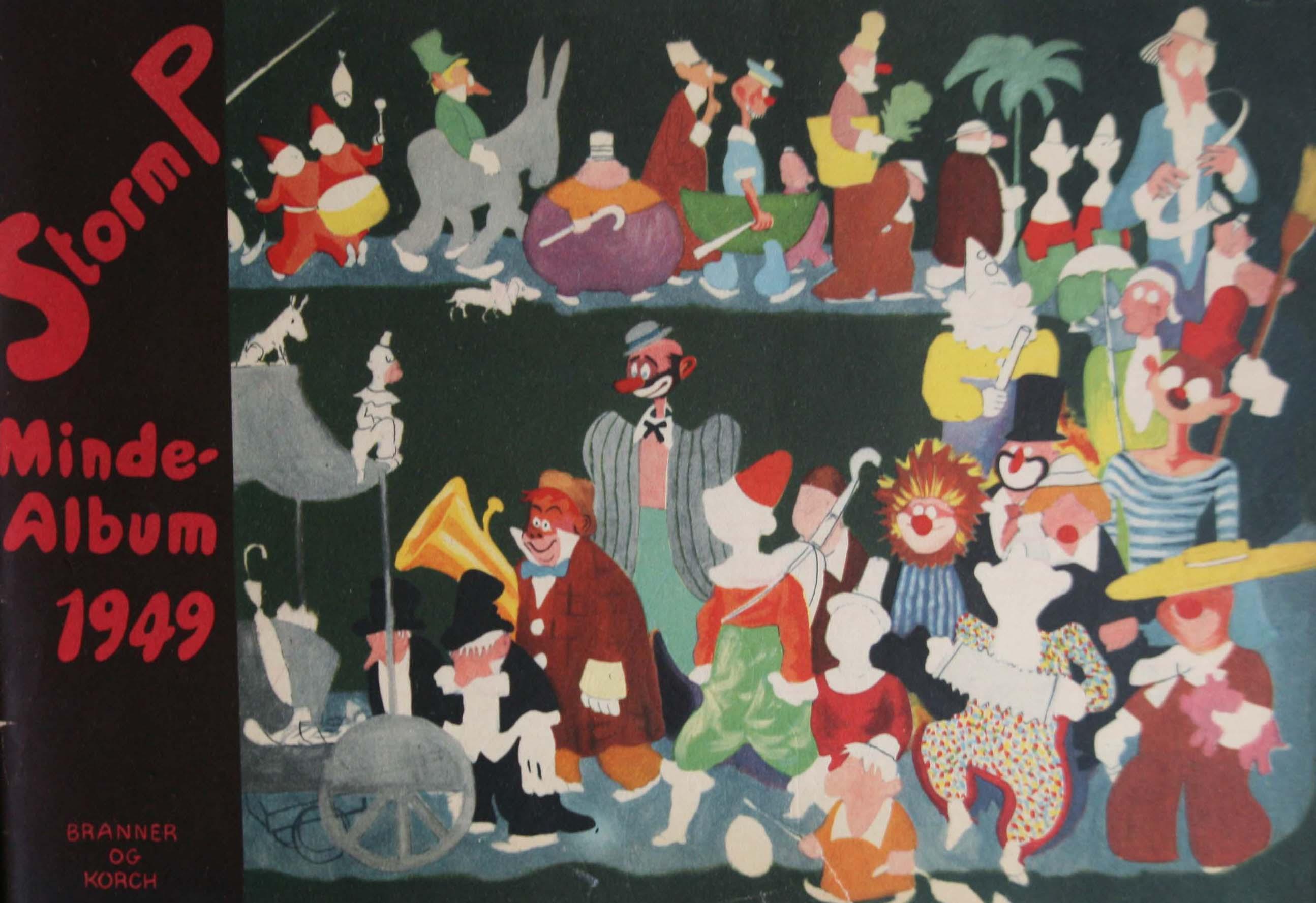 Robert Storm Petersen Storm P. Album 1949