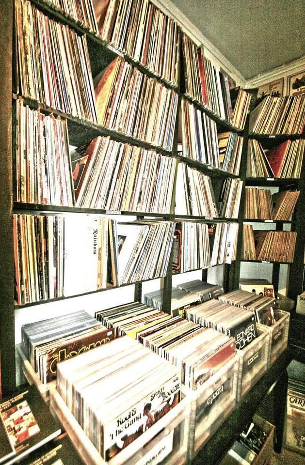 vinyl-plader clemens antikvariat 2015