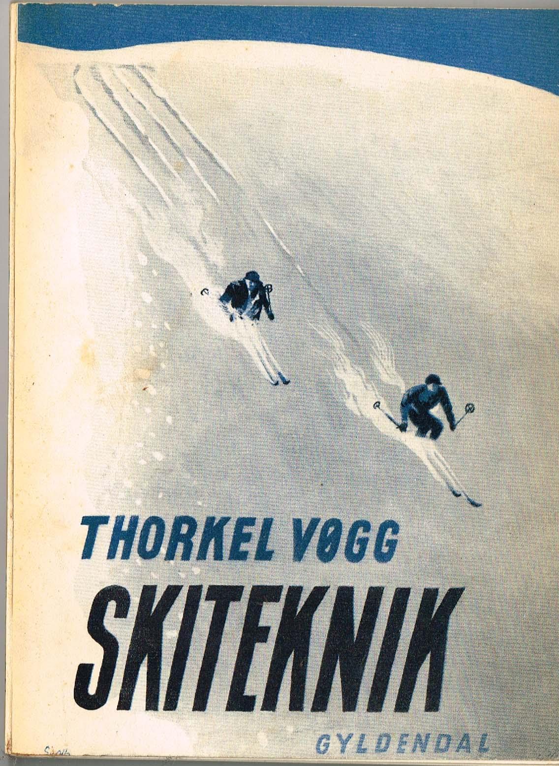 skiteknik skisport