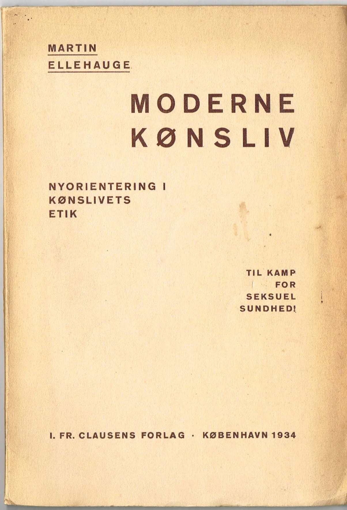 moderne kønsliv