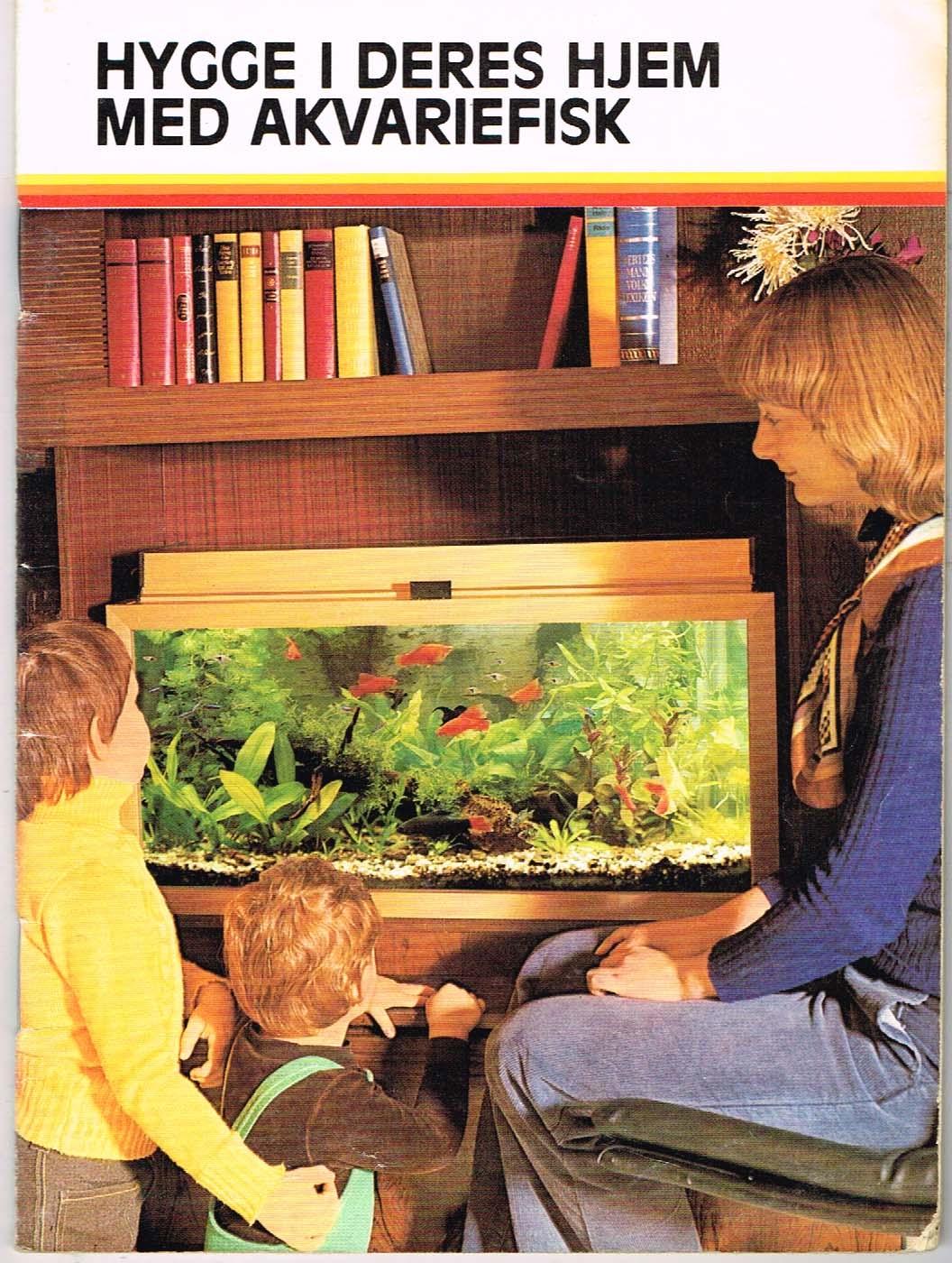 hygge i deres hjem med akvariefisk