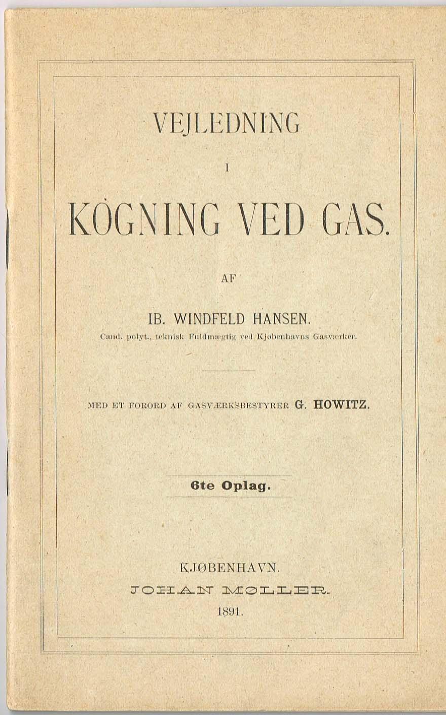 kogning ved gas gastronomi