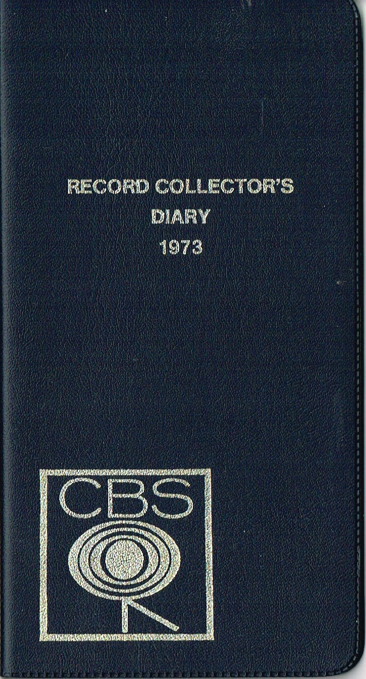 record collector`s diary