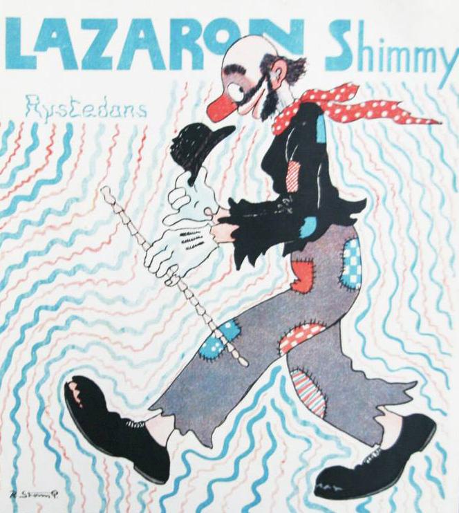 storm p. lazaros shimmy
