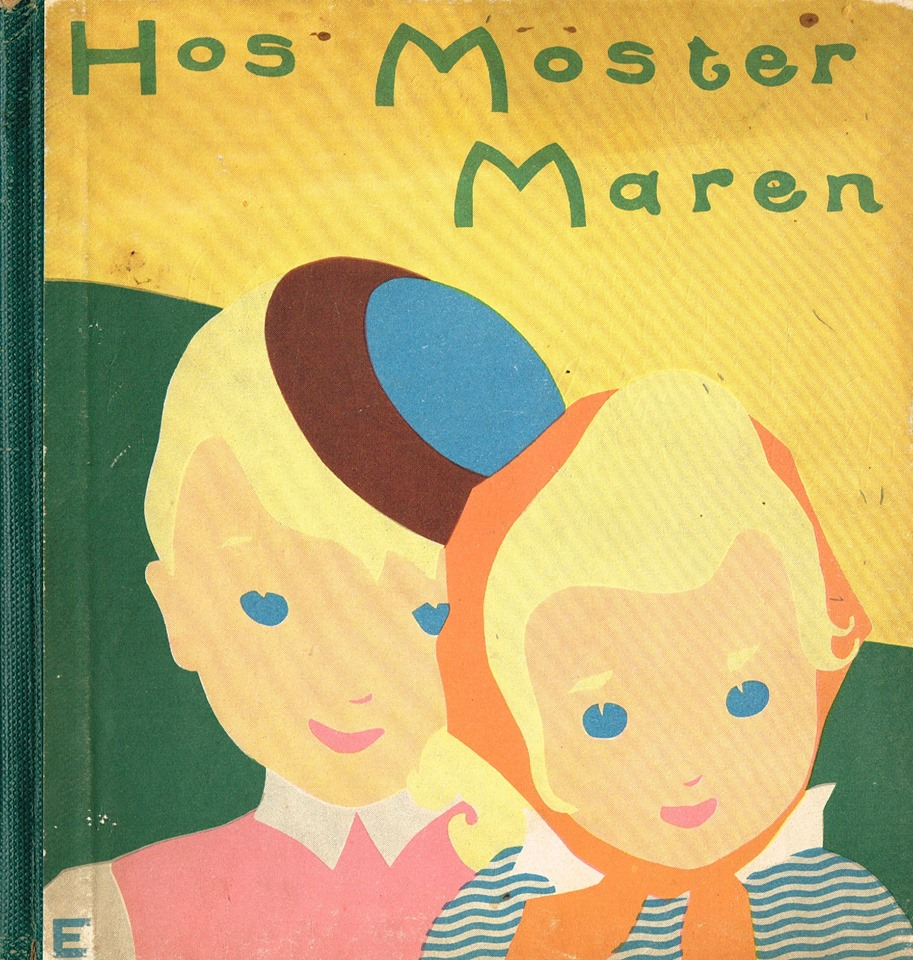 Hos moster Maren billedbog