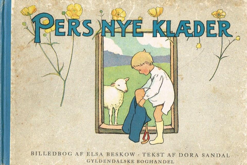 Elsa Beskow Pers nye klæder