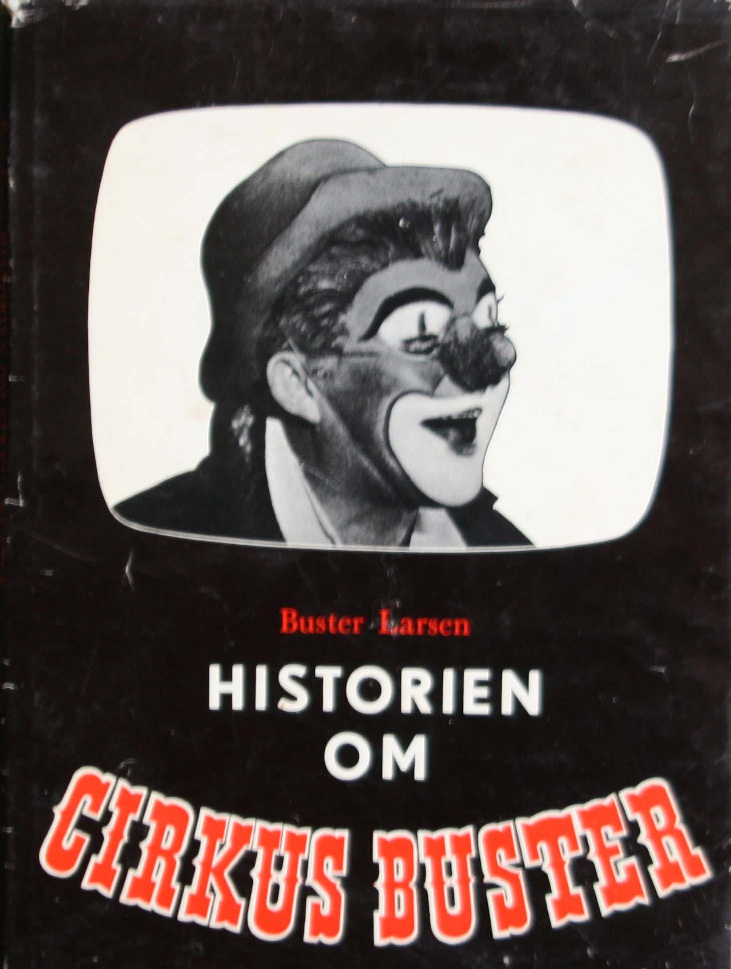 buster larsen cirkus buster billedbog
