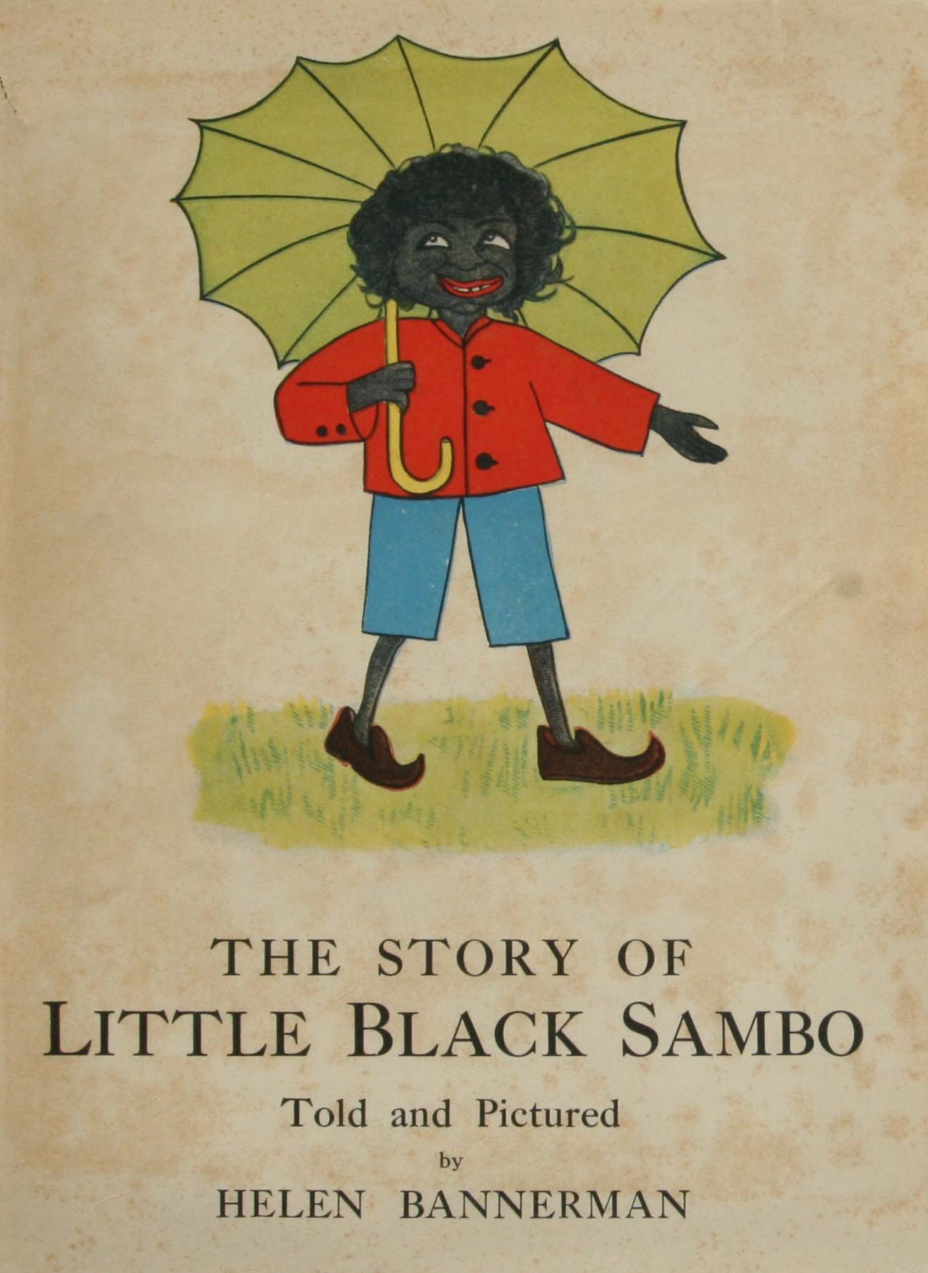 helen bannerman little black sambo