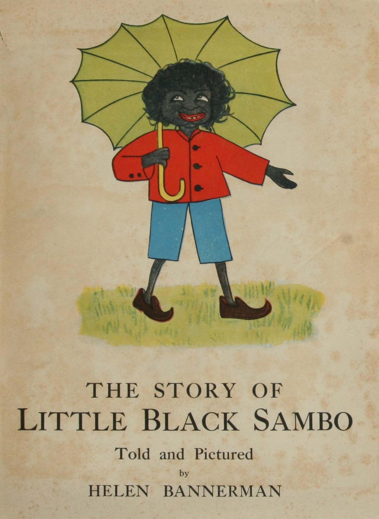 helen bannerman little black sambo