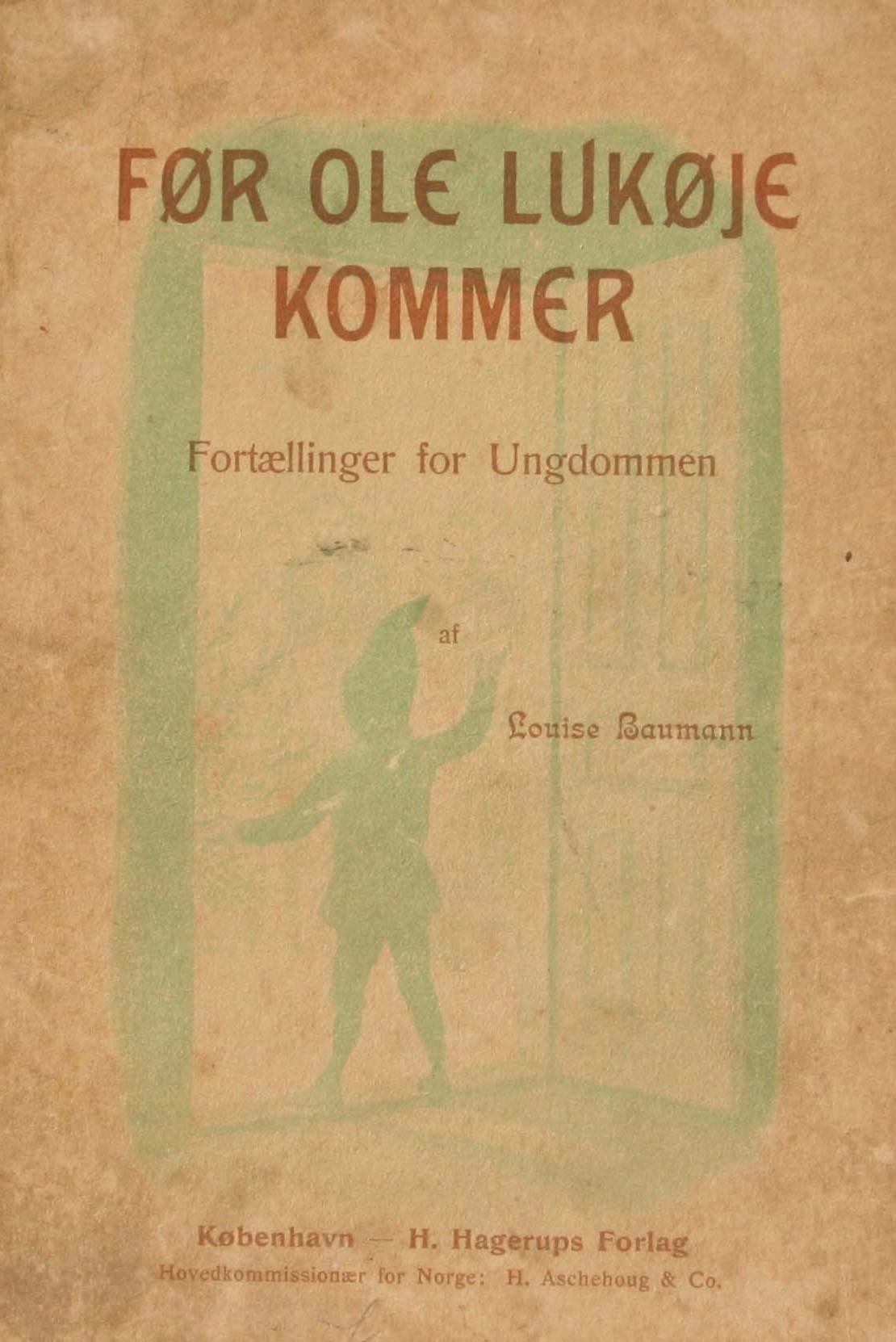 Før Ole Lukøje kommer - billedbog