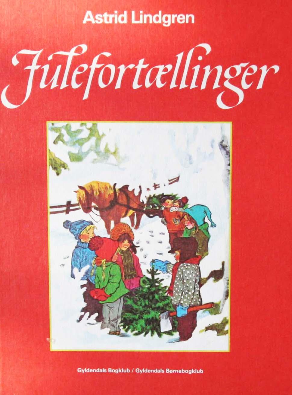 Astrid Lindgren Julefortællinger