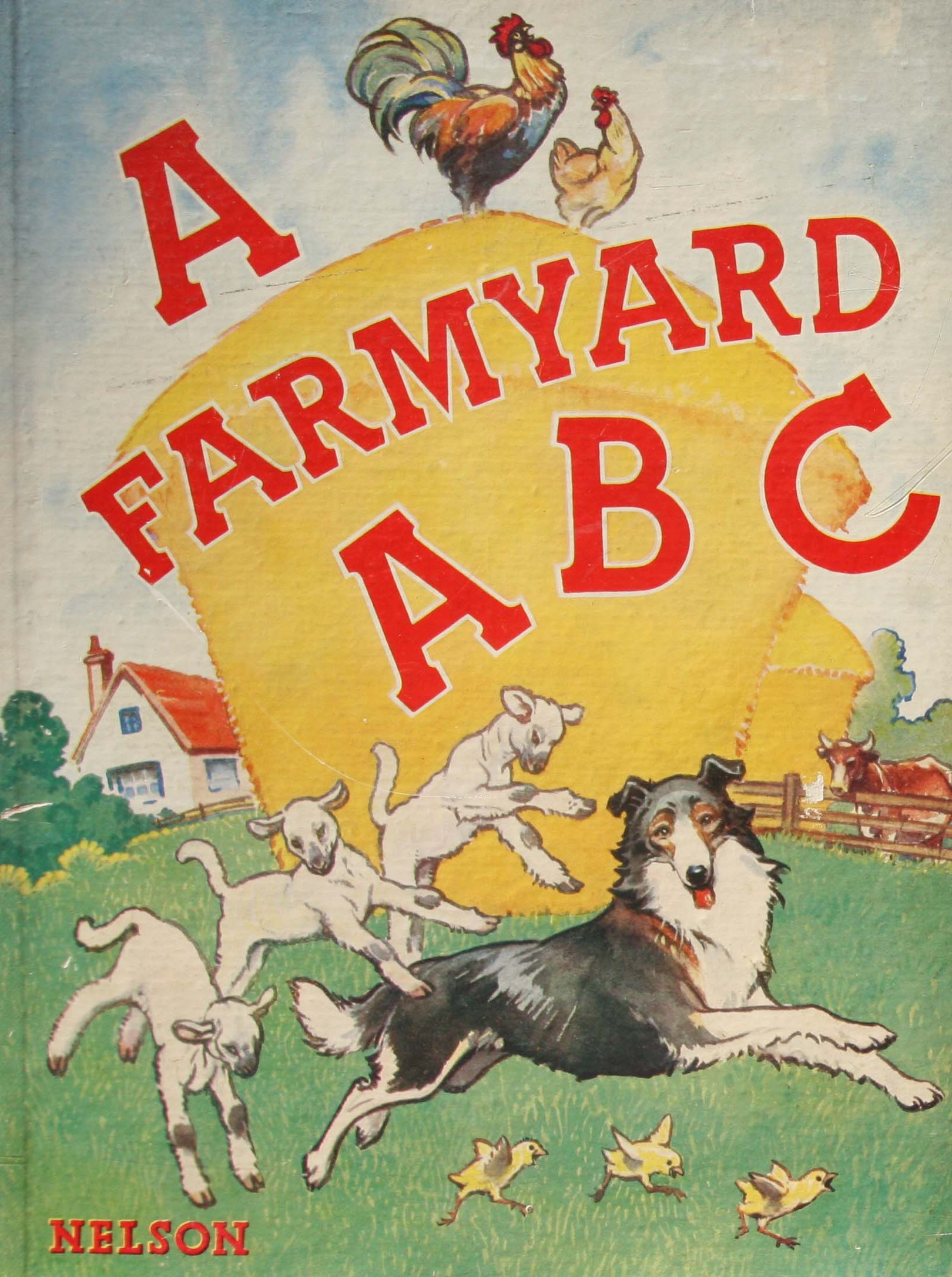A farmyard ABC