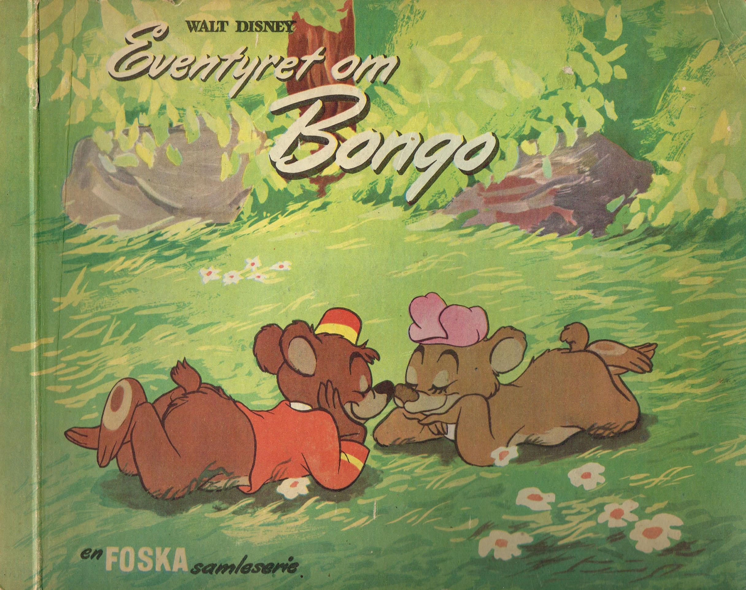 walt disney bongo