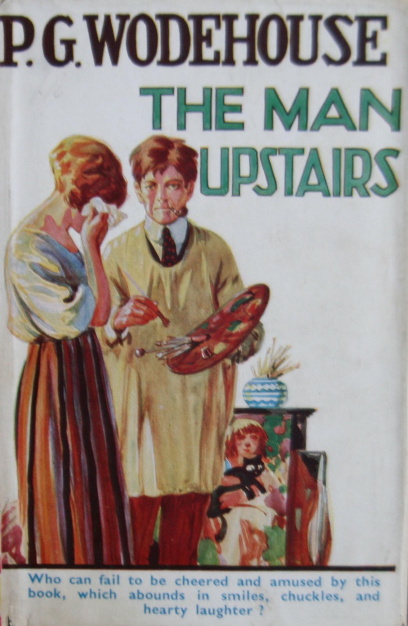 P G Wodehouse The Man Upstairs