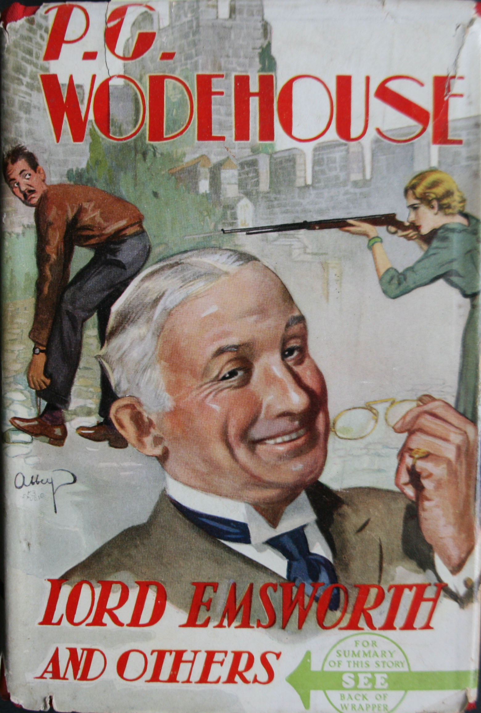 P G Wodehouse Lord Emsworth and others