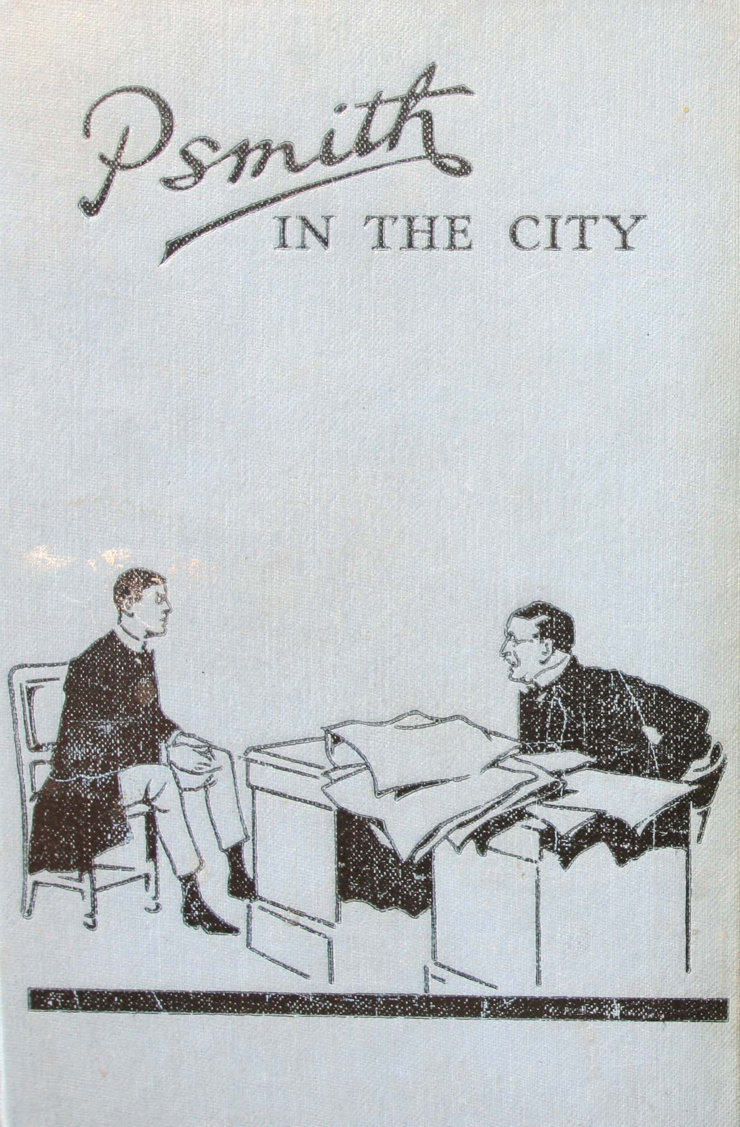p g wodehouse psmith in the city