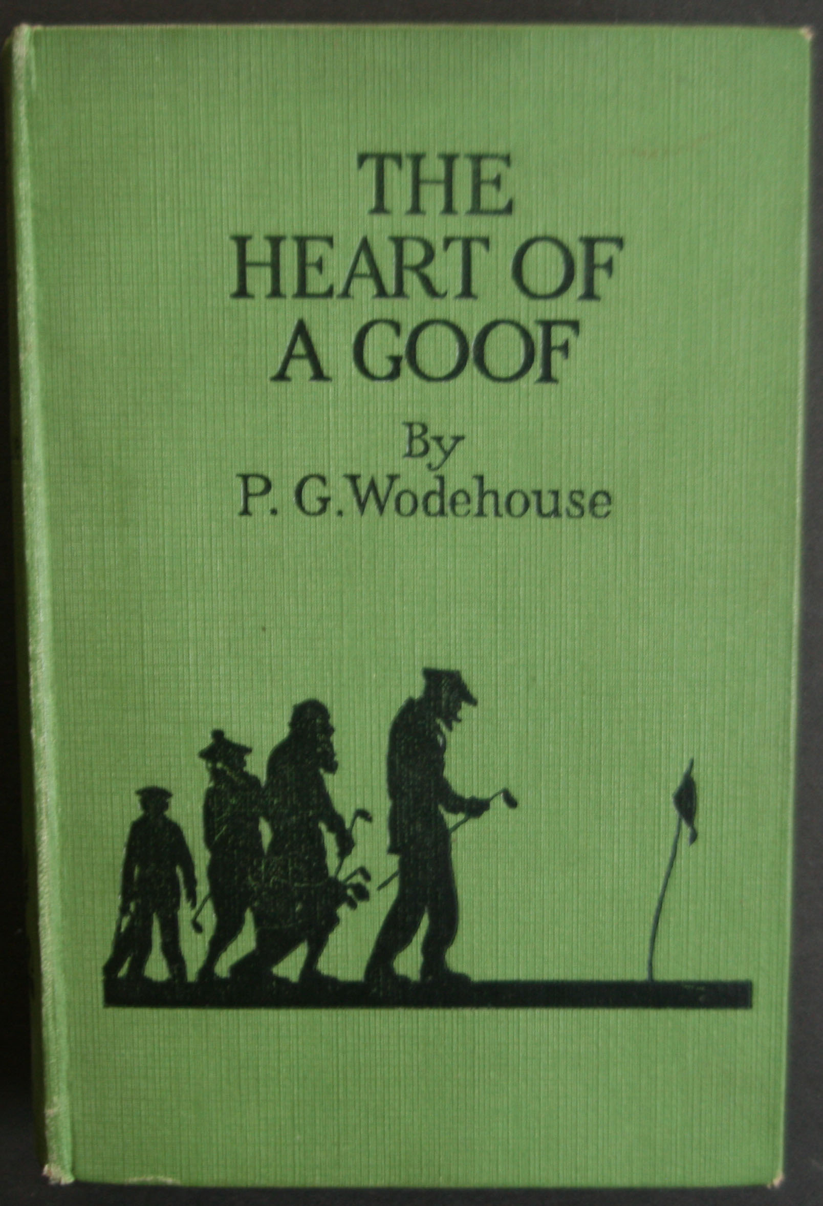 p g wodehouse the heart of a goof