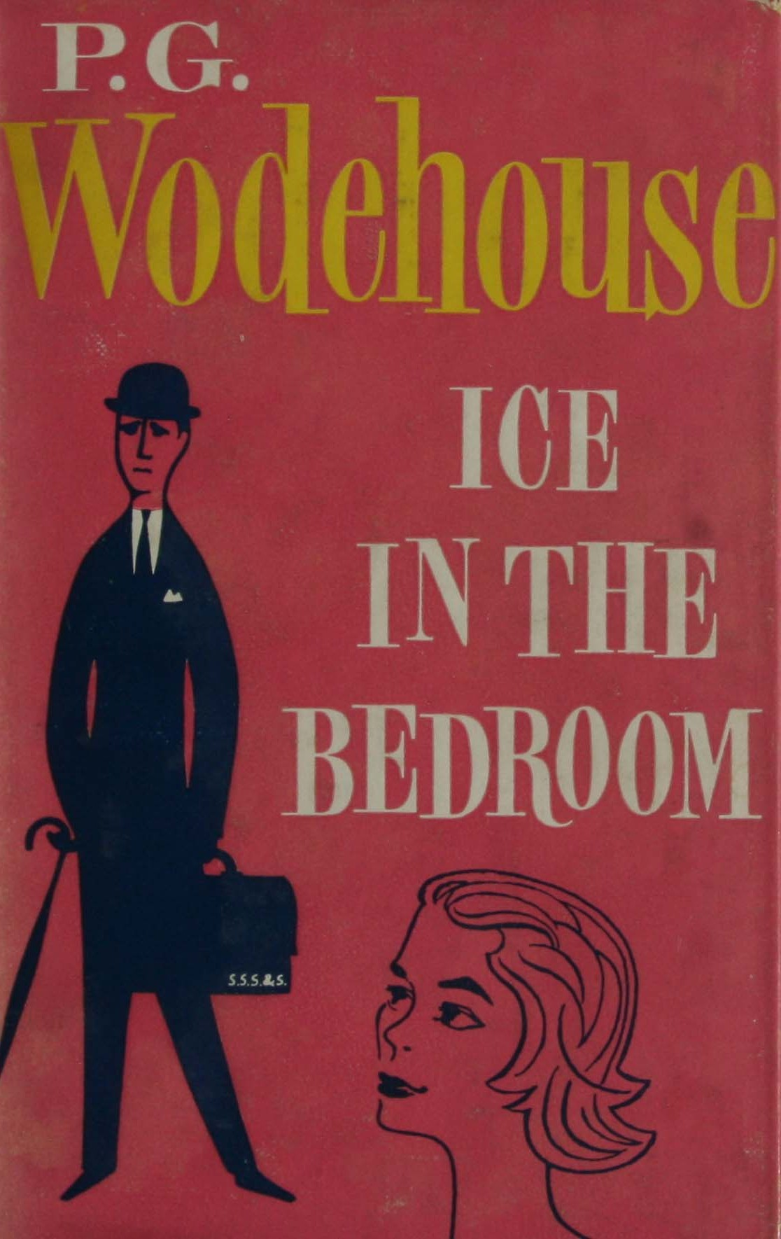 P G Wodehouse Ice in the bedroom