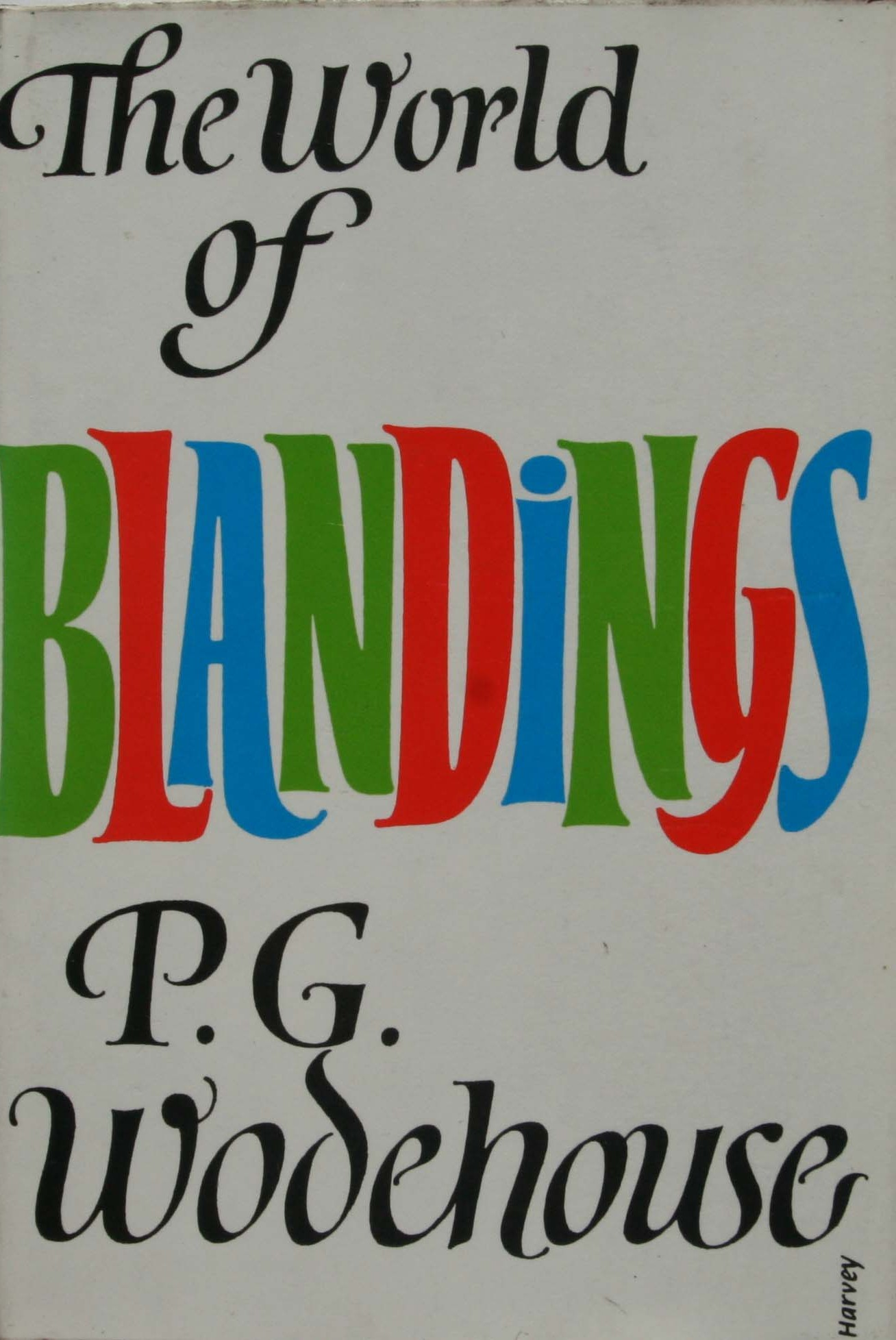 p g wodehouse the world of blandings