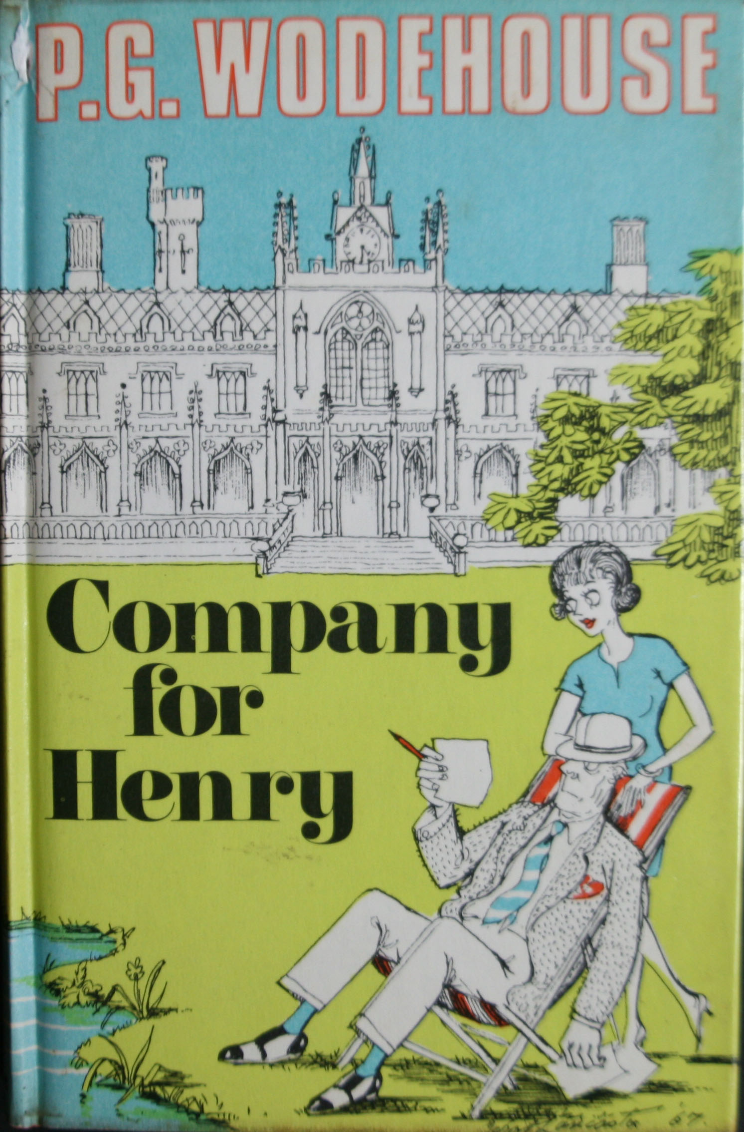 P G Wodehouse Company for Henry