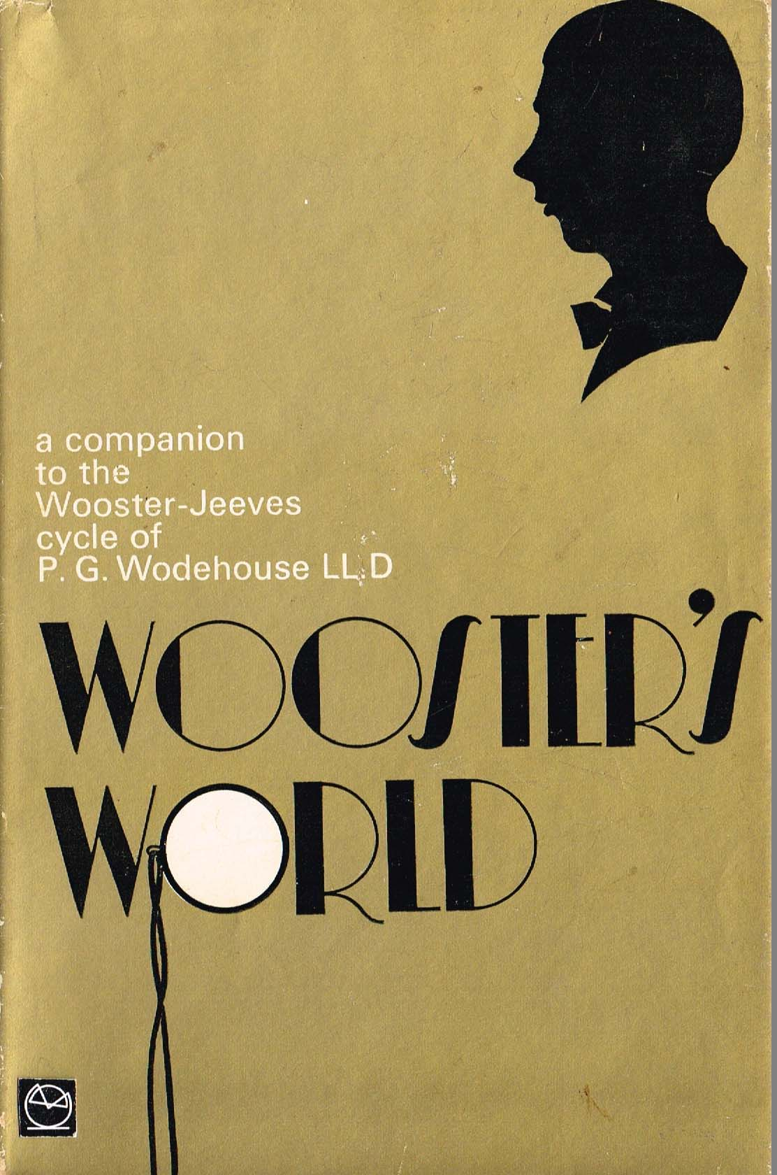 P G Wodehouse Woosters World