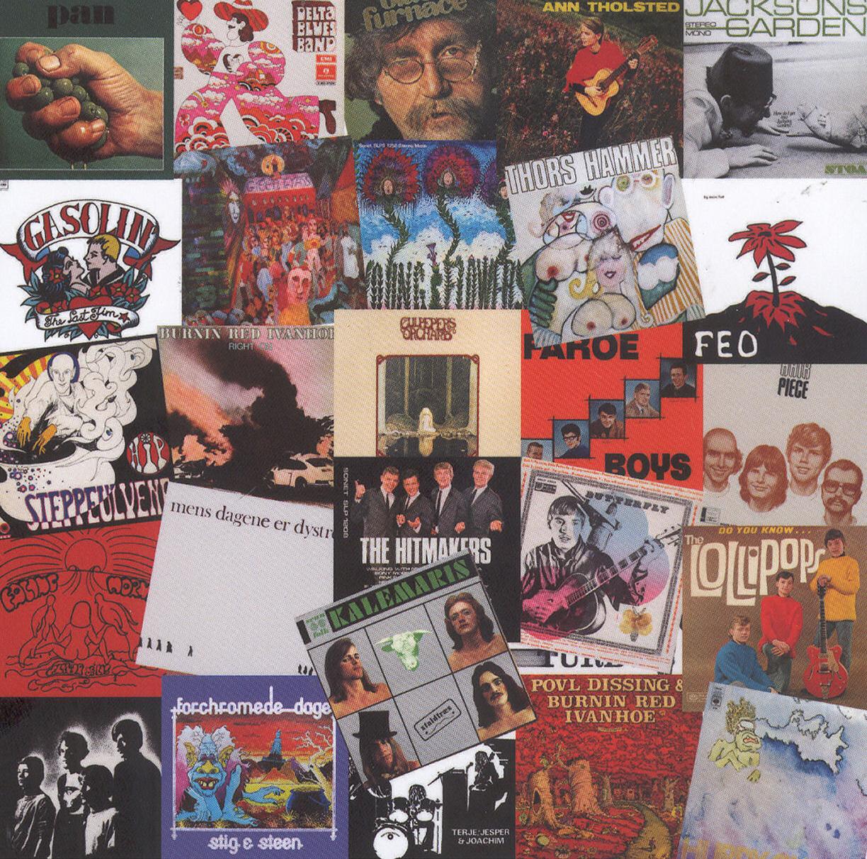 rare rock albums