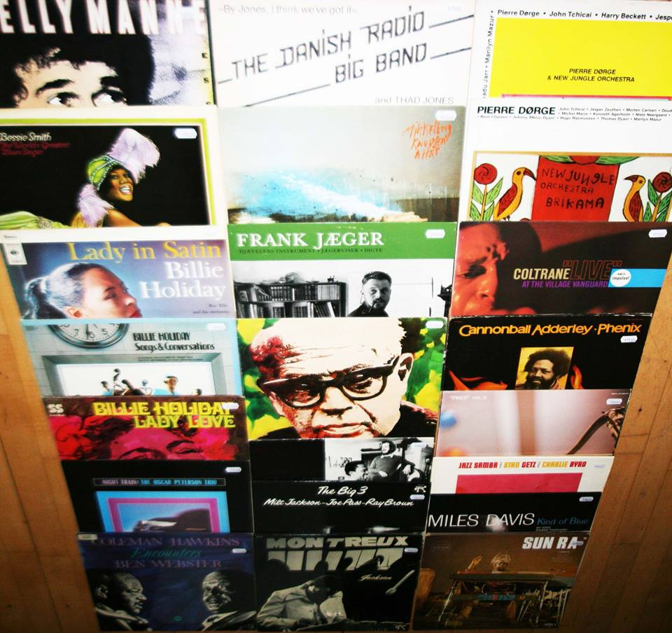 Jazz vinyler
