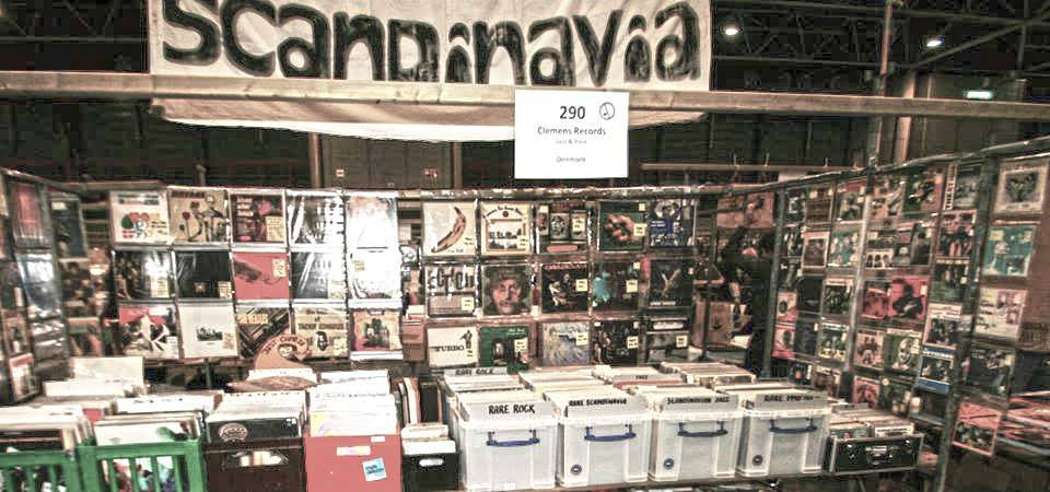 Record fair in Utrecht