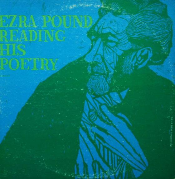 ezra pound spoken word album