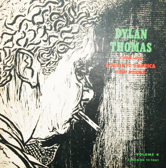 dylan thomas spoken word album