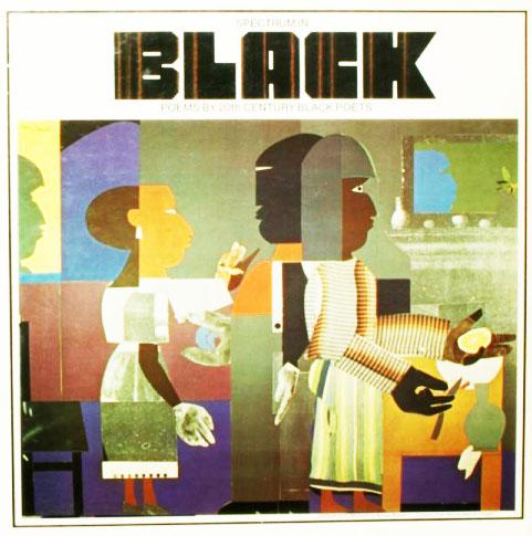 black poets spoken word album