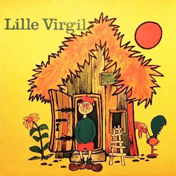 ole lund kirkegaard lille virgil spoken word album