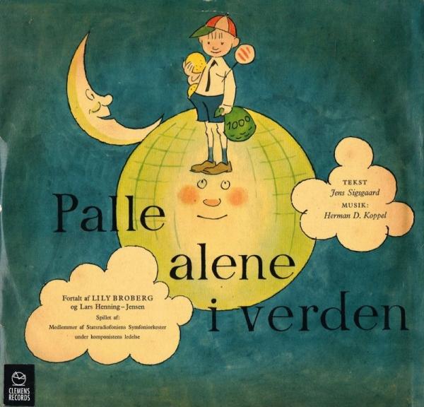 jens sigsgaard palle alene i verden spoken word album