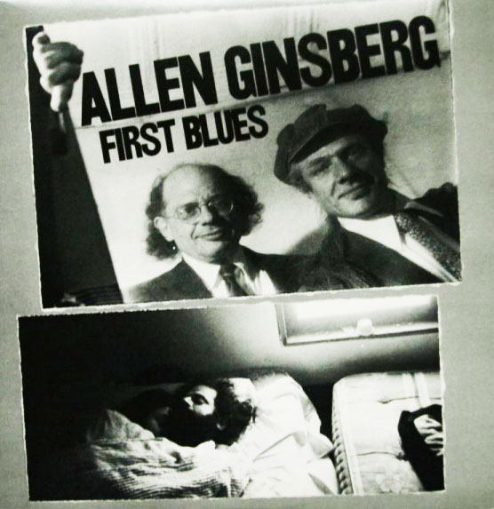 allen ginsberg spoken word album
