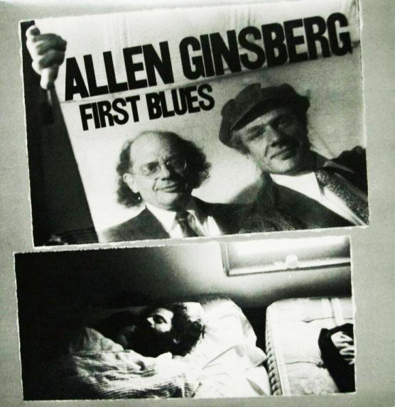 allen ginsberg spoken word album