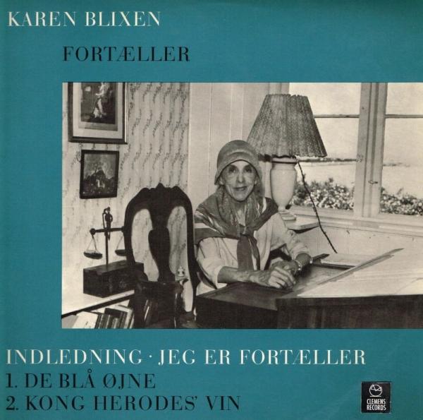karen blixen fortæller spoken word album