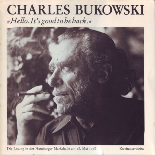 charles bukowski spoken word album