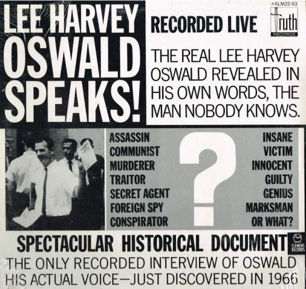lee harvey oswald speak