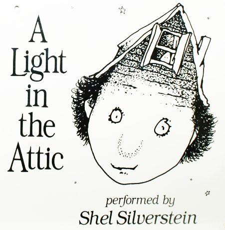shel silverstein spoken word album
