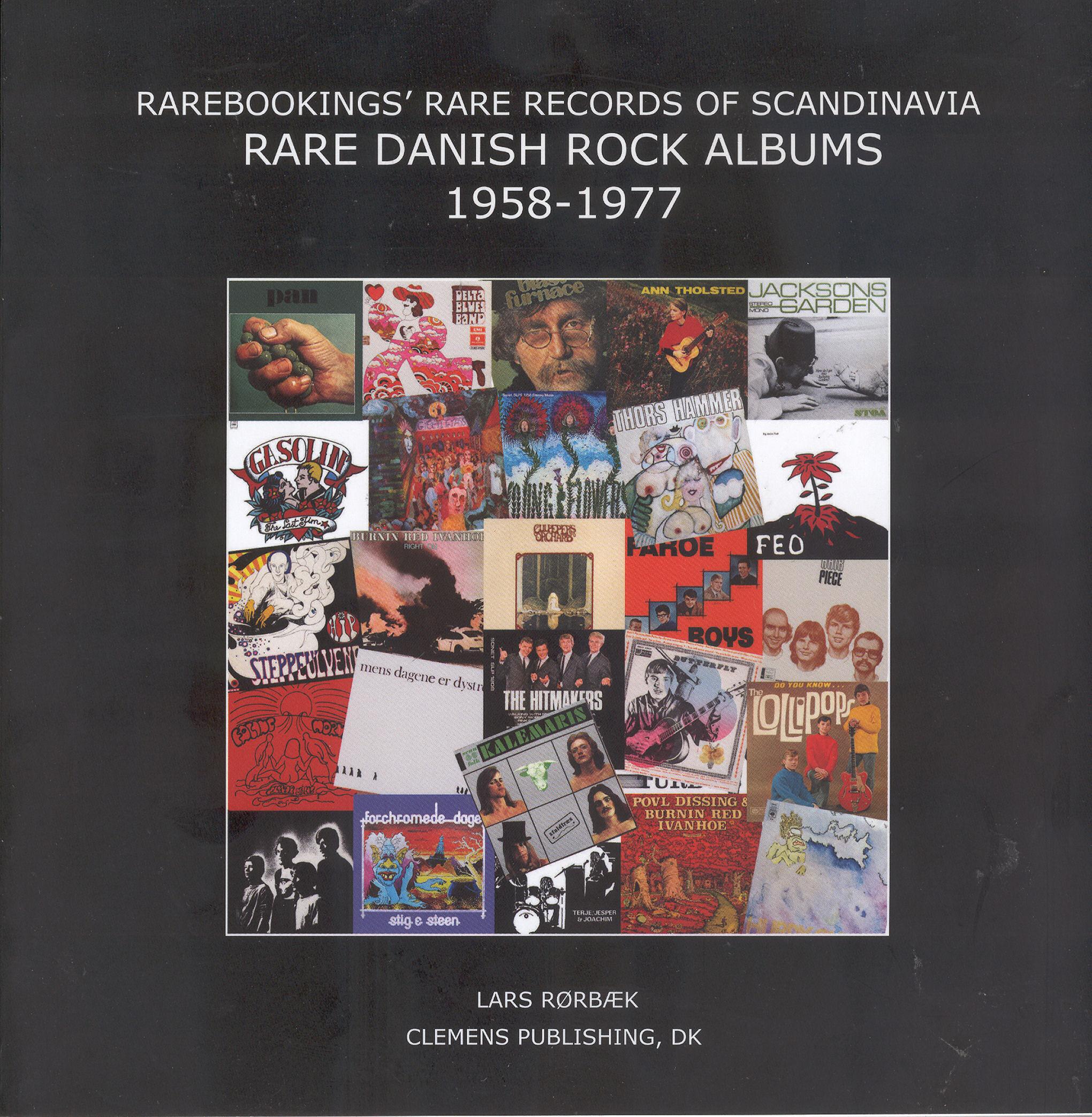 lars rørbæk rare danish rock albums rarebookings